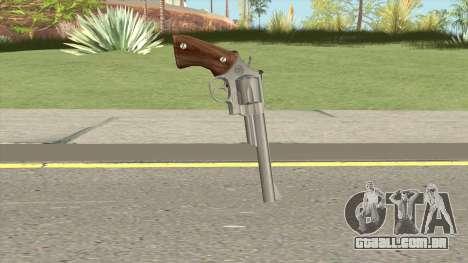 Revolver V2 para GTA San Andreas