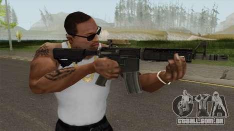 CS-GO M4A4 Default para GTA San Andreas