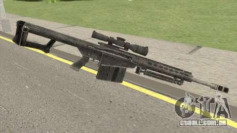 Barrett M107 para GTA San Andreas