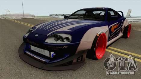 Toyota Supra Rocket Bunny para GTA San Andreas