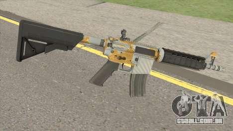 CS-GO M4A4 Daybreak para GTA San Andreas
