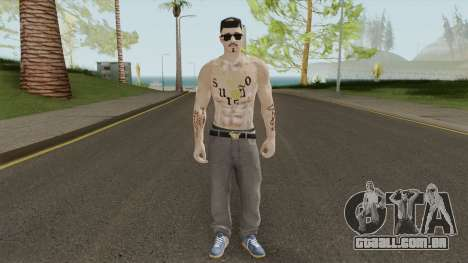 Skin Random 128 (Outfit Latino) para GTA San Andreas