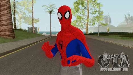 Spiderverse (With Pants) para GTA San Andreas