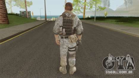 Konrad Enemy From Spec Ops: The Line para GTA San Andreas