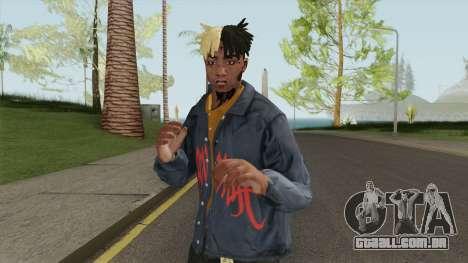 Skin Random 158 (Outfit XXXTentacion) para GTA San Andreas