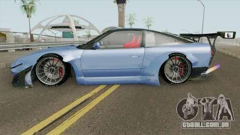 Nissan 180SX Rocket Bunny 1996 para GTA San Andreas