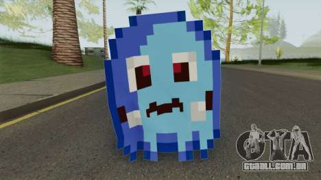 Ghost (Pacman) para GTA San Andreas