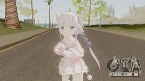 Kanna (Little Girl Dragon) para GTA San Andreas