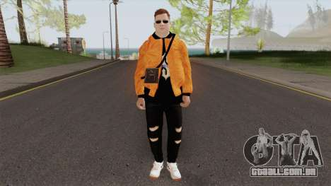 Gordinho Do Outfit V1 para GTA San Andreas
