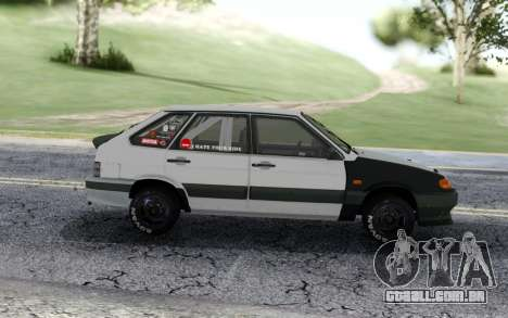 VAZ 2109 2114 True FWD para GTA San Andreas