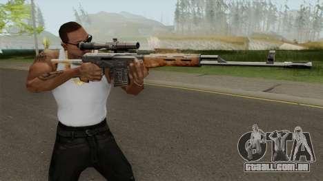 Insurgency MIC SVD para GTA San Andreas