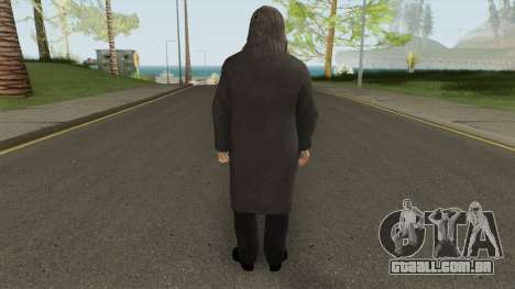 The Walking Dead Beta Skin Season 9 The Whispere para GTA San Andreas