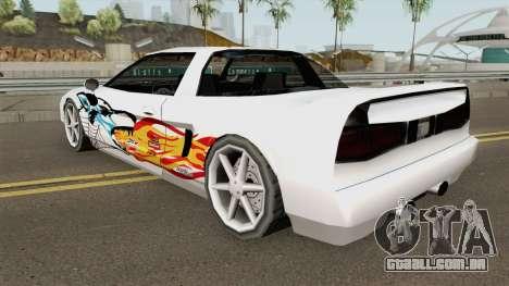 Wild Infernus Skin 2019 para GTA San Andreas
