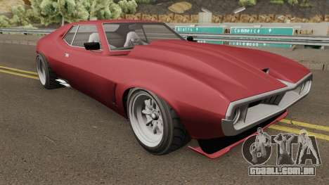 Schyster Deviant GTA V Primary para GTA San Andreas
