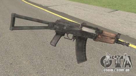 Rekoil AKS74U para GTA San Andreas
