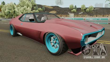 Schyster Deviant GTA V para GTA San Andreas
