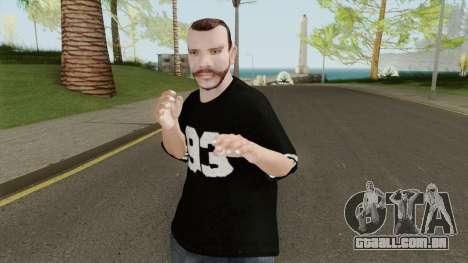 Tataee (Tata Vlad) From BUG Mafia para GTA San Andreas