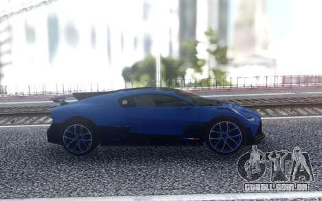 Bugatti Divo para GTA San Andreas