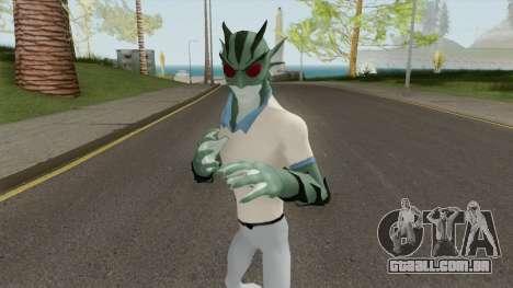 Lagoonboy Skin V2 para GTA San Andreas