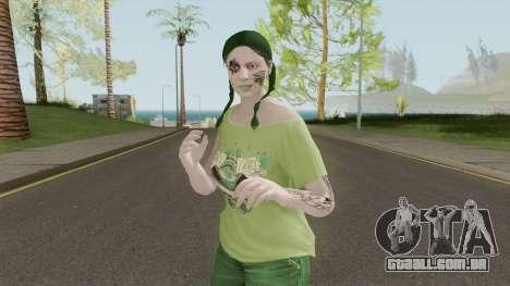 Chica Grove para GTA San Andreas