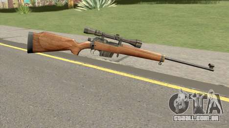 Insurgency MIC L42A1 para GTA San Andreas