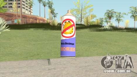 Pussy Destroyer Spray para GTA San Andreas