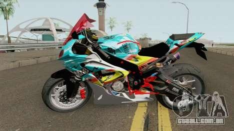 BMW 1000RR para GTA San Andreas