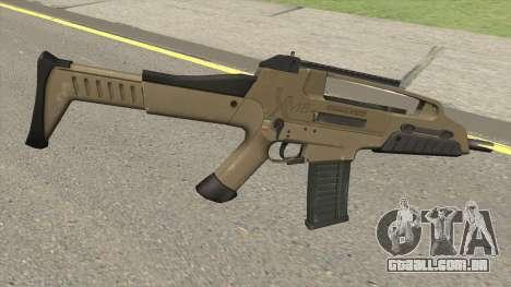 XM8 Compact V2 Dust para GTA San Andreas