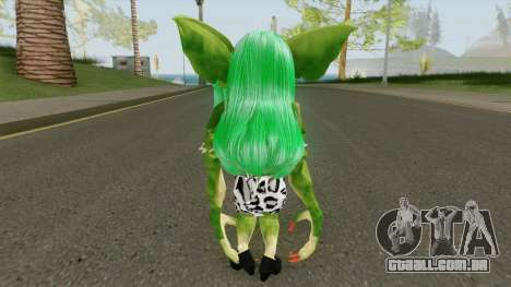 Gremlin Female para GTA San Andreas
