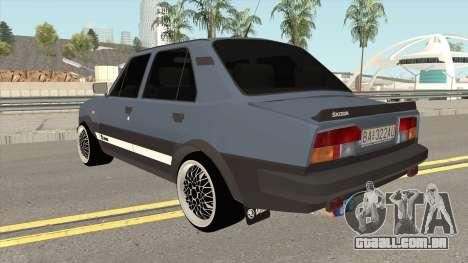 Skoda 120 S para GTA San Andreas