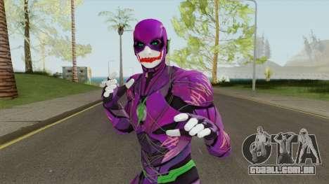 The Joker Flash para GTA San Andreas