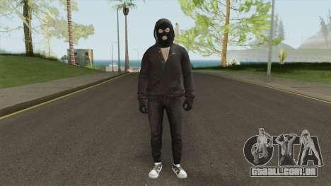 Criminal Skin 4 para GTA San Andreas
