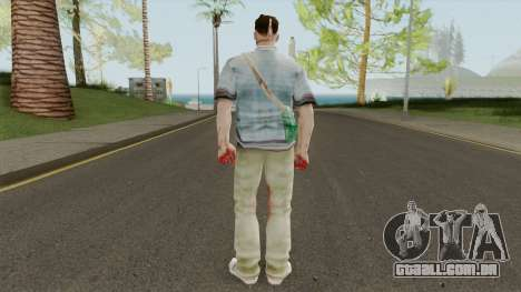 Manhunt 2 Leo Flashback para GTA San Andreas