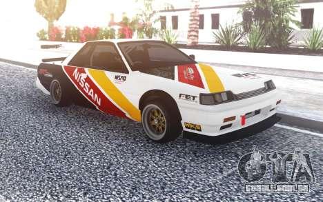 Nissan Skyline R31 para GTA San Andreas