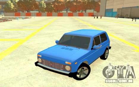VAZ 2121 para GTA 4