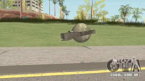 Insurgency MIC M67 Grenade para GTA San Andreas