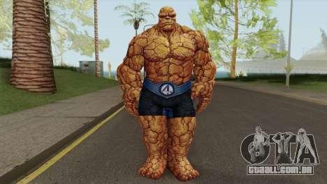 MFF The Thing para GTA San Andreas