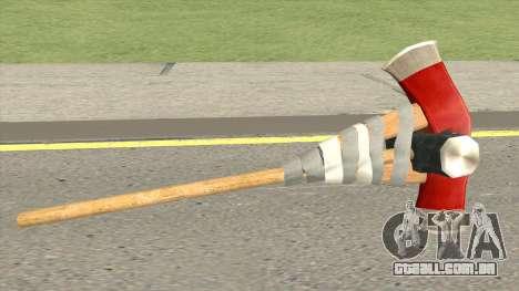Axe para GTA San Andreas