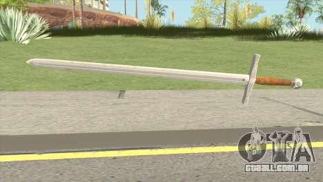 Sword V1 para GTA San Andreas