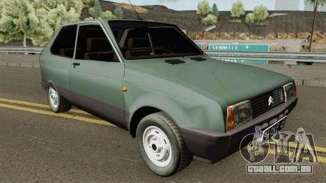 Citroen Axel 1986 para GTA San Andreas