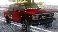 VAZ 2105 Quebrado para GTA San Andreas