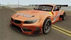 BMW Z4 GT3 2010 Jagermeister para GTA San Andreas
