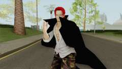 Akagami Shanks (One Piece Pirate Warrior 3) para GTA San Andreas