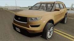 Vapid Scout V2 GTA V para GTA San Andreas