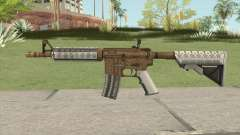 CS-GO M4A4 Royal Paladin para GTA San Andreas