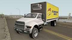 Vapid Yankee 2nd (Short Body) GTA V IVF para GTA San Andreas