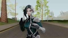 Marvel Future Fight - Luna Snow (Andromeda) para GTA San Andreas