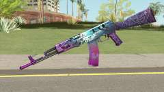 SFPH Playpark (Ghost AK47) para GTA San Andreas