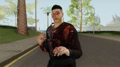 The Punisher V3 (Blood Retextured V2) para GTA San Andreas