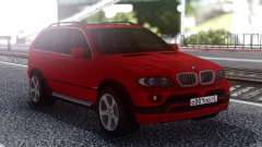 BMW X5 Red para GTA San Andreas